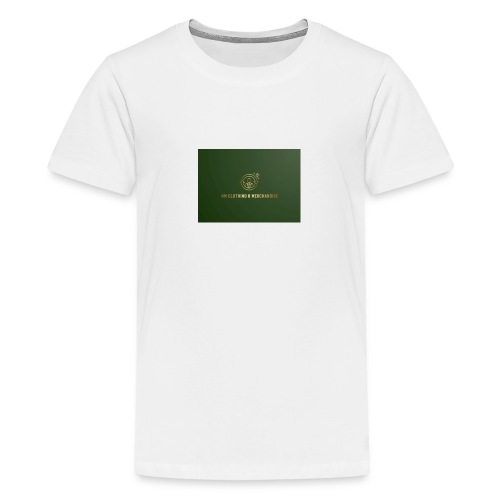 NM Clothing & Merchandise - Teenager premium T-shirt