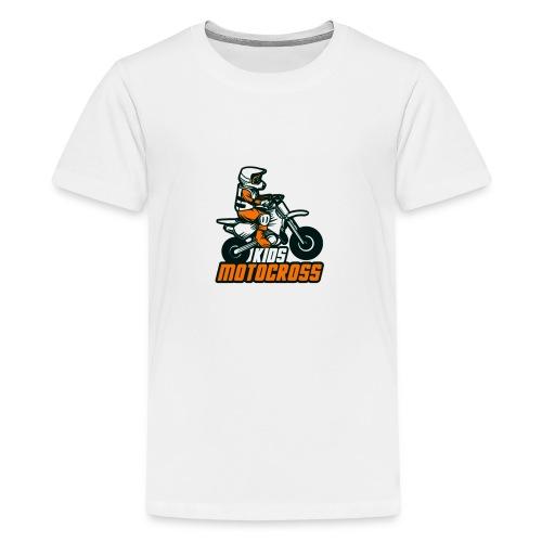 Motocross Kids enfants - T-shirt Premium Ado