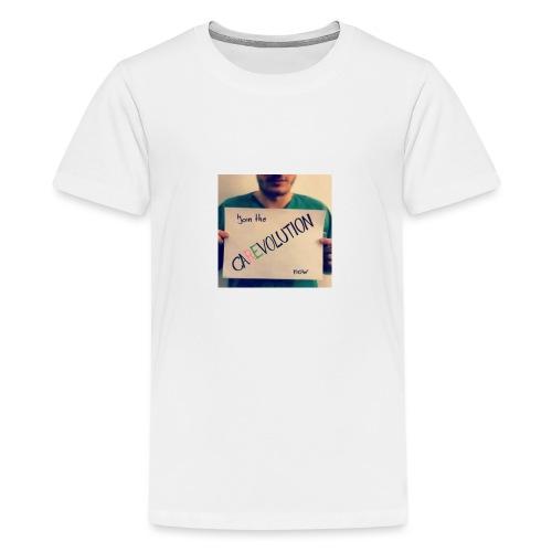 CaREvolution - Teenage Premium T-Shirt