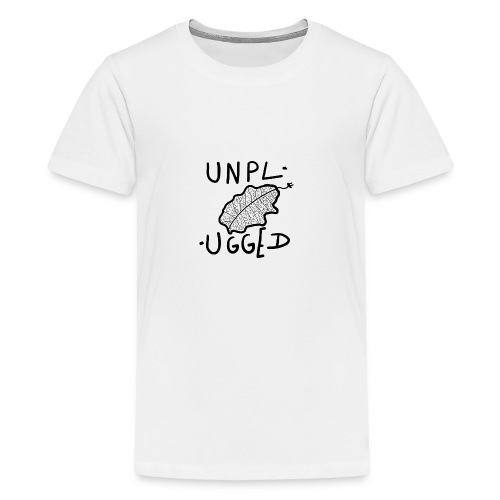 UNPLUGGED 2 - T-shirt Premium Ado