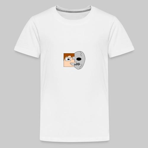 Skeleman - Teenage Premium T-Shirt