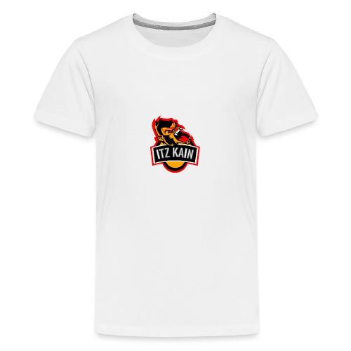 Gorriazzz - Teenage Premium T-Shirt