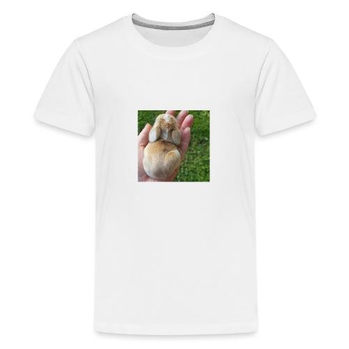 Conejo bebe - Camiseta premium adolescente
