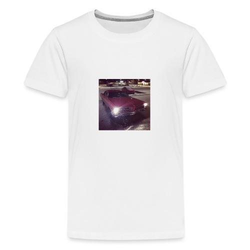 Raggare - Premium-T-shirt tonåring