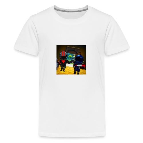 gg - Premium-T-shirt tonåring