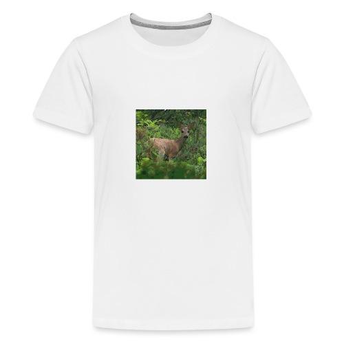 corza - Camiseta premium adolescente