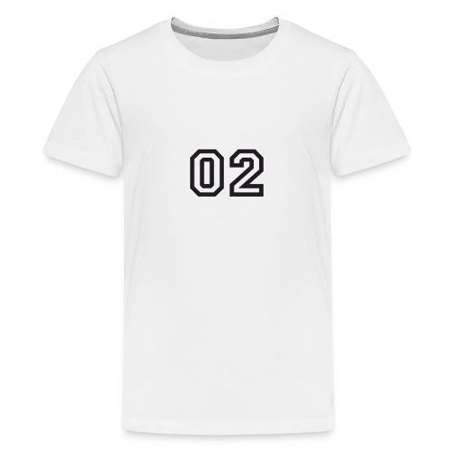 Praterhood Sportbekleidung - Teenager Premium T-Shirt