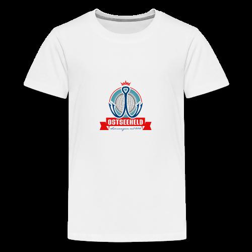 geweihbär Ostseeheld - Teenager Premium T-Shirt