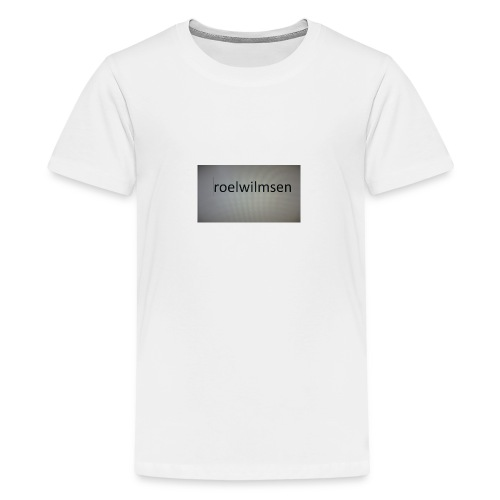 roels t-shirt - Teenager Premium T-shirt