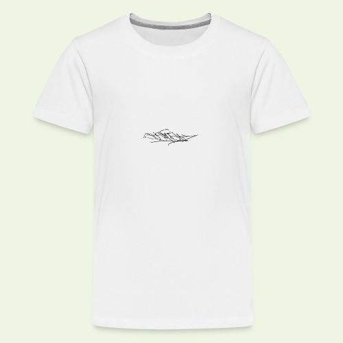 Sygnal Sygnature - Teenage Premium T-Shirt