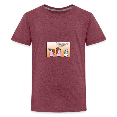 doute - T-shirt Premium Ado