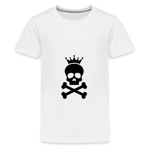 Hacking - Premium-T-shirt tonåring