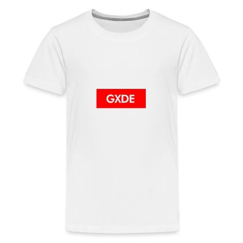 GXDE style Supre_me - Camiseta premium adolescente