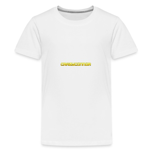 crazyconnor t shirts and hoodies - Teenage Premium T-Shirt