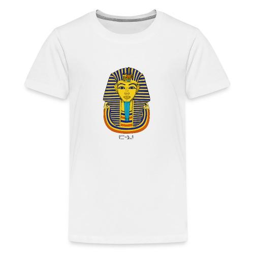 Pharao Tutanchamun - Teenager Premium T-Shirt