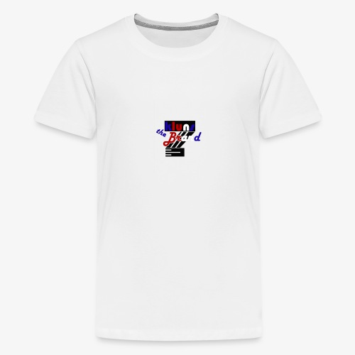 kluns the brand retro - Teenager premium T-shirt