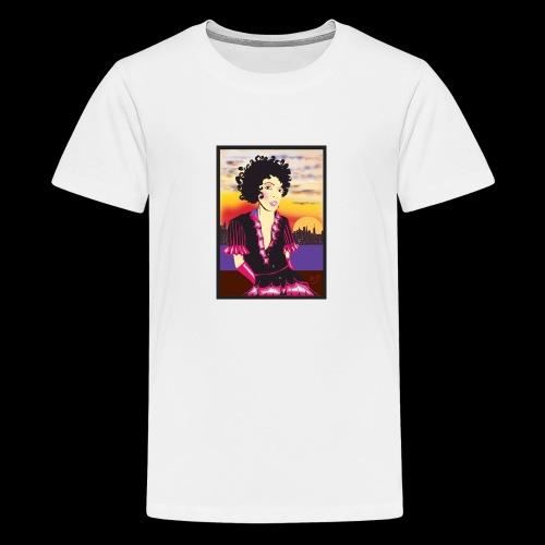 Lil Curl - Teenage Premium T-Shirt