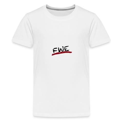 FWE PNG - Teenager Premium T-Shirt