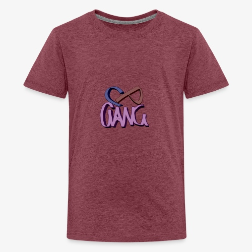 CPGANG - Teinien premium t-paita