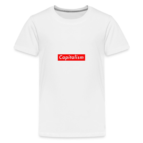 Soupreme capitalist - Teenage Premium T-Shirt
