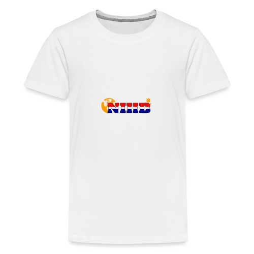 NIHB - Teenage Premium T-Shirt