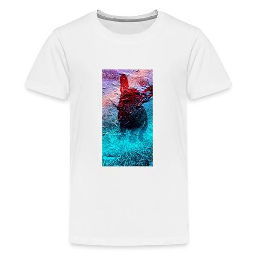 Sweet Frenchie - Teenager Premium T-Shirt