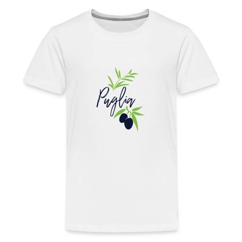 Puglia - Maglietta Premium per ragazzi