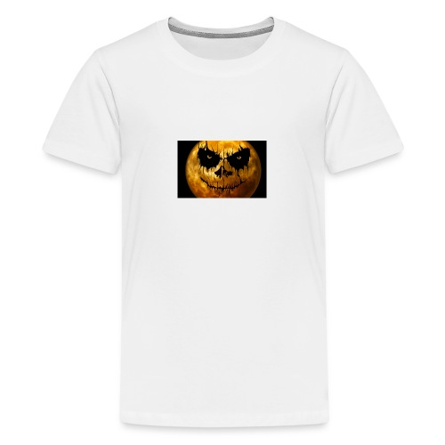Halloween Mond Shadow Gamer Limited Edition - Teenager Premium T-Shirt