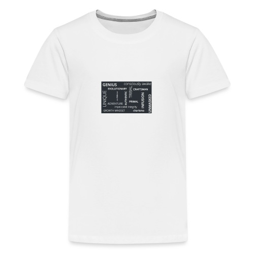 BELIEFS - Teenage Premium T-Shirt