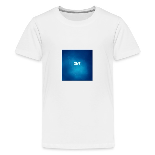 ch7 games - Teenage Premium T-Shirt
