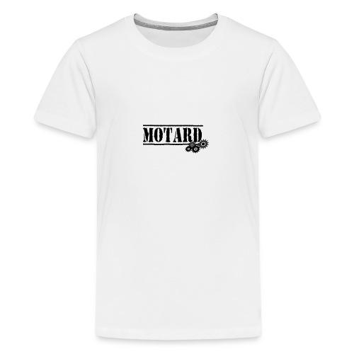 Motard Logo - Maglietta Premium per ragazzi