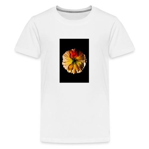 Blume II - Teenager Premium T-Shirt