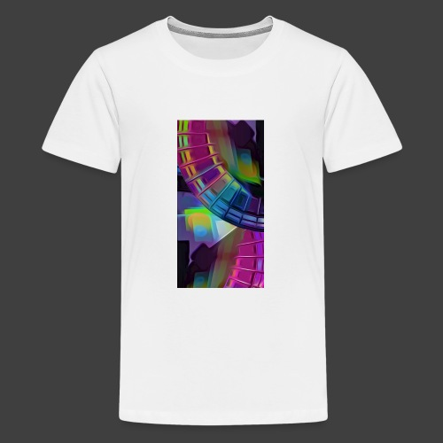 2 Directions - Teenage Premium T-Shirt