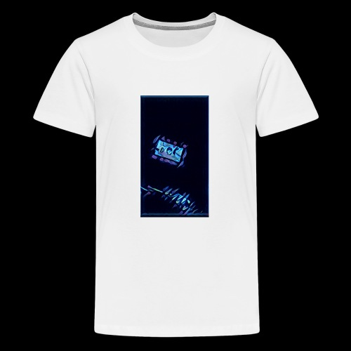 It's Electric - Teenage Premium T-Shirt