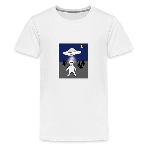 Ufo - Teenager Premium T-Shirt
