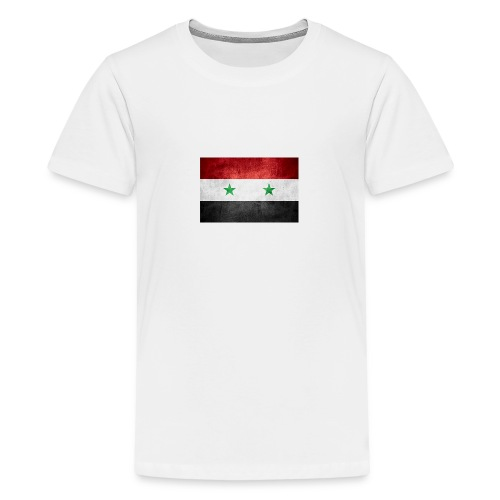 Syrien - Teenager Premium T-Shirt
