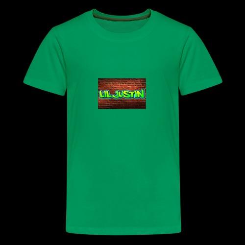 Lil Justin - Teenage Premium T-Shirt