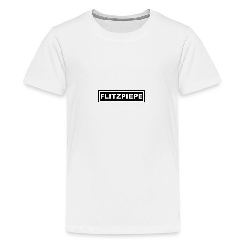 Flitzpiepe - Teenager Premium T-Shirt