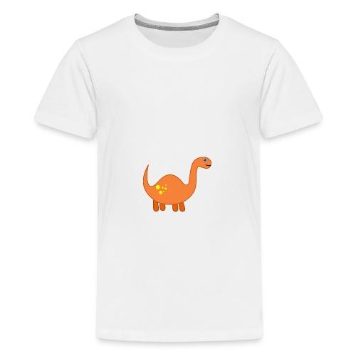 Tee shirt enfant dinausore - T-shirt Premium Ado