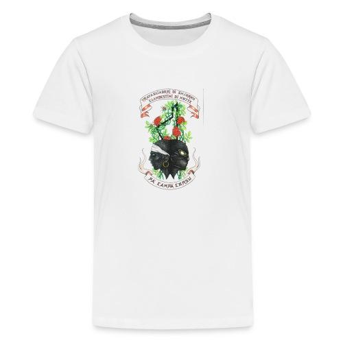 Clandestinu Ribellu - T-shirt Premium Ado