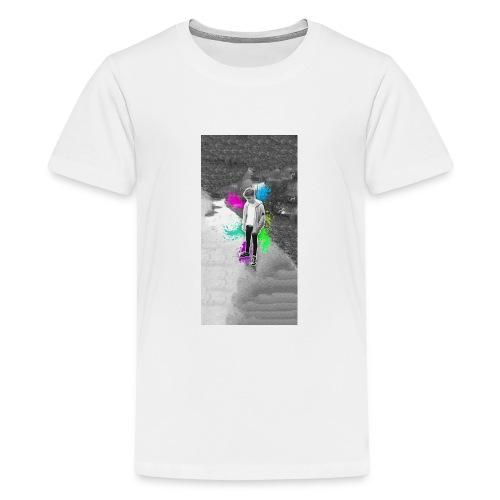 case png - Teenage Premium T-Shirt