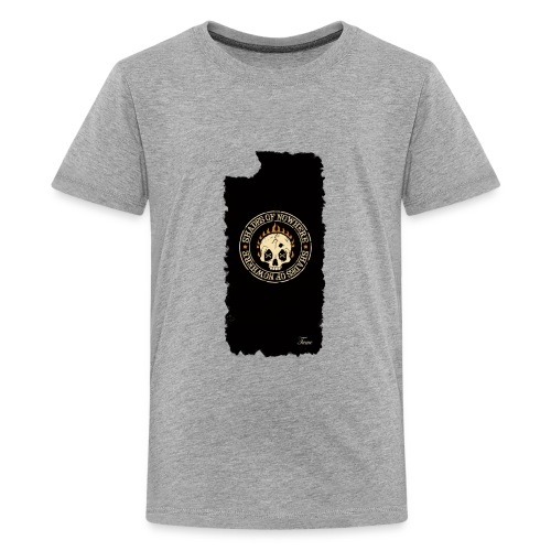 iphonekuorettume - Teinien premium t-paita