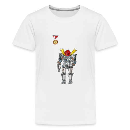 Trashcan - Teenager Premium T-Shirt