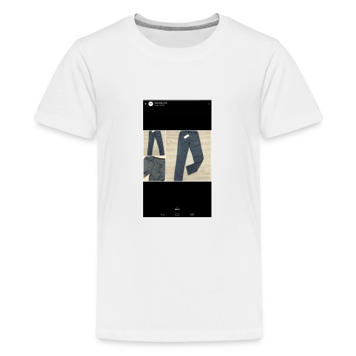 Allowed reality - Teenage Premium T-Shirt