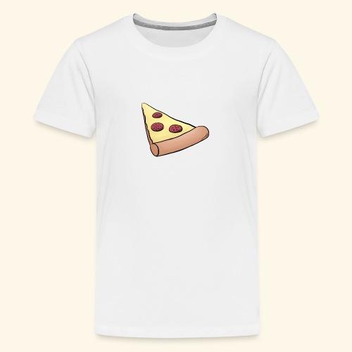 Pizzastück Pizza Partnerlook Frauen Premium T-Shirt