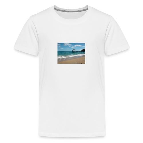 Plage N'Gouja - T-shirt Premium Ado