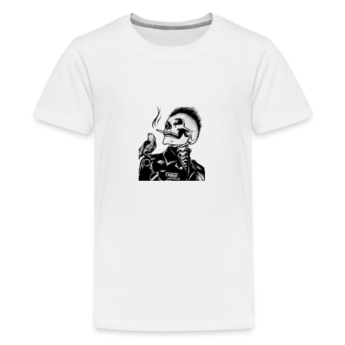 c06f4e22cd08e34ad5c4a710ede5538c - Teenage Premium T-Shirt