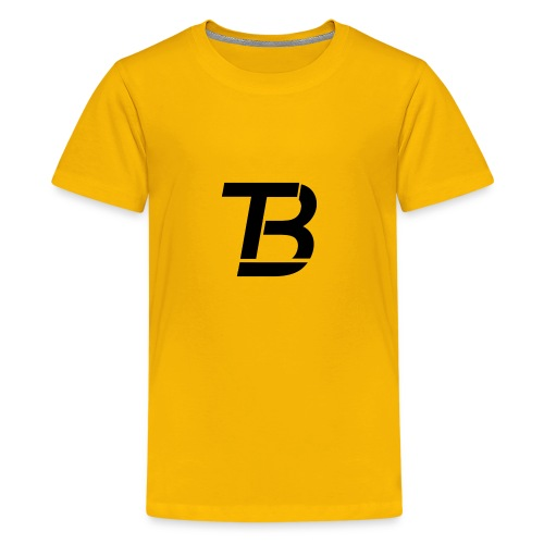 brtblack - Teenage Premium T-Shirt