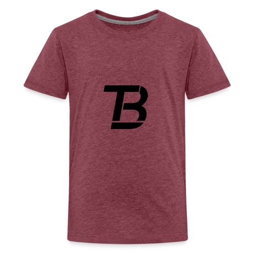 brtblack - Teenage Premium T-Shirt