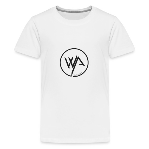 Wass a Product Small black png - T-shirt Premium Ado